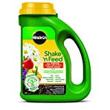 Miracle-Gro 2670106 Shake N Feed All Purpose Plant Food 12-4-8 2.04Kg
