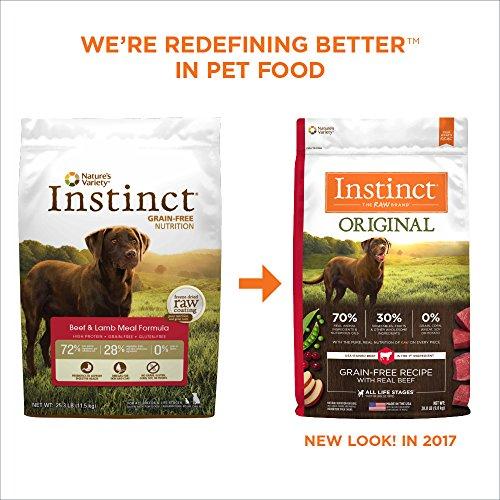 Instinct Senior Dog Food Reviews