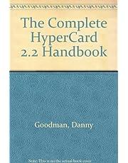 Complete HyperCard 2.2 Handbook