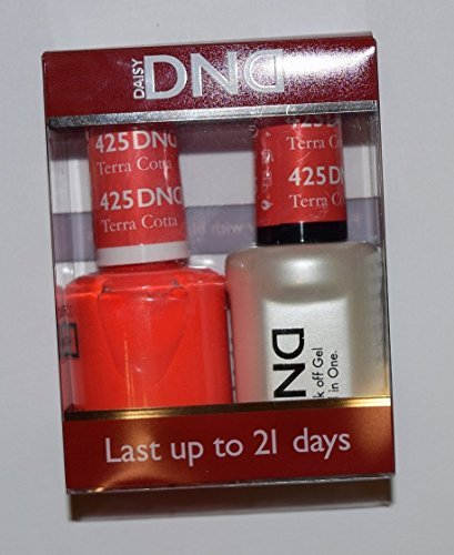 DND (Gel & Matching Polish) Set (425 - Terra Cotta)