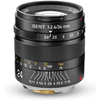 HandeVision IBERIT 24mm f/2.4 Lens for Leica M - Black