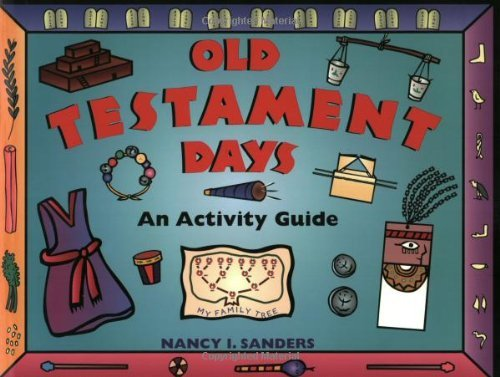 Old Testament Days: An Activity Guide (Hands-On History) (Drawing Reference Doll compare prices)