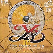 Ys IV: The Dawn of Ys ~ PC Engine Super CD-ROM2 (Japanese Import Video Game)