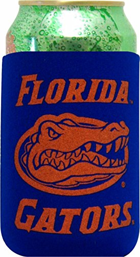 (Florida Gators Collapsible Can Holder NCAA Licensed Product)