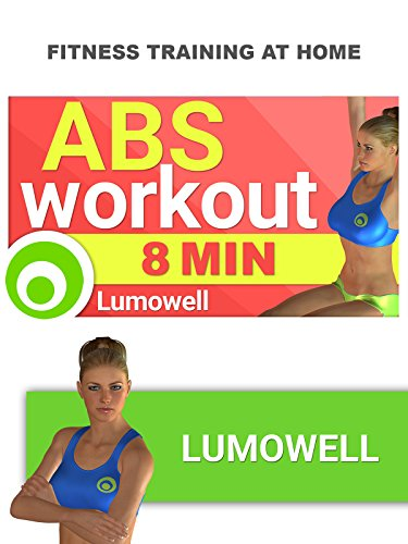 Exercise Products : 8 Minute Abs Workout - Best Exercises to Get a Six Pack