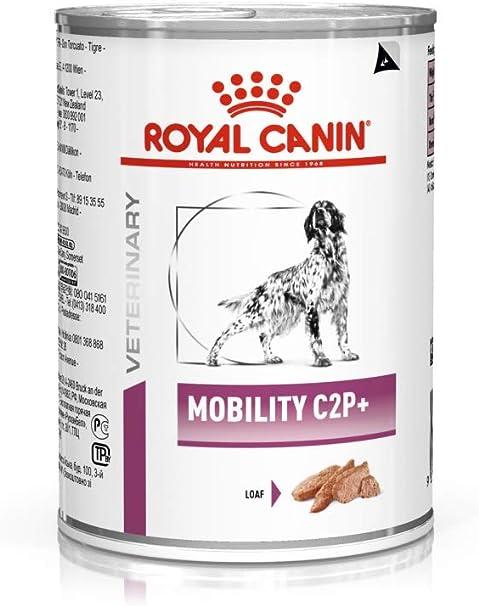 Royal Vet Canine Mobility C2P+ Caja 12X400Gr 4800 g: Amazon.es: Productos para mascotas