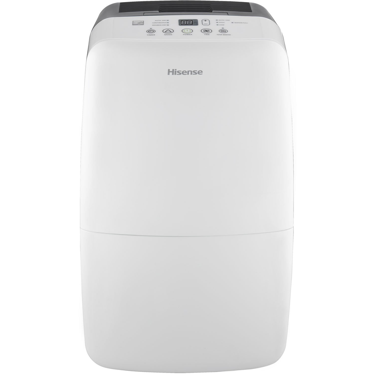 Hisense 70 dehumidifier with built-in pump