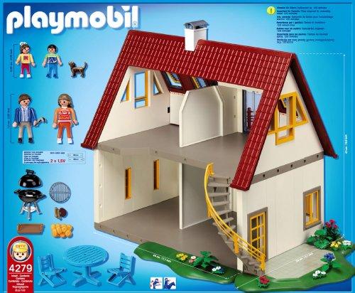 Playmobil 4279 Neues Wohnhaus Amazon De Spielzeug