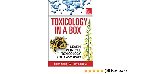 Toxicology in a box 9780071799645 medicine health science books toxicology in a box 9780071799645 medicine health science books amazon fandeluxe Image collections