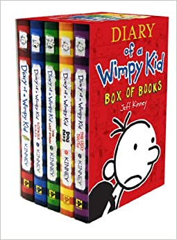 Diary Of A Wimpy Kid By Order