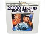 20,000 Leagues Under the Sea Disney Archive Collection Laserdisc