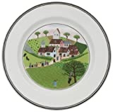 Villeroy & Boch Design Naif bread & butter plate #3 Wedding Procession