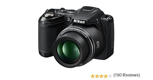 Nikon Coolpix L310 - Cámara compacta de 14.1 MP (Pantalla de 3 ...