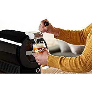 The SUB home draft beer appliance by Krups