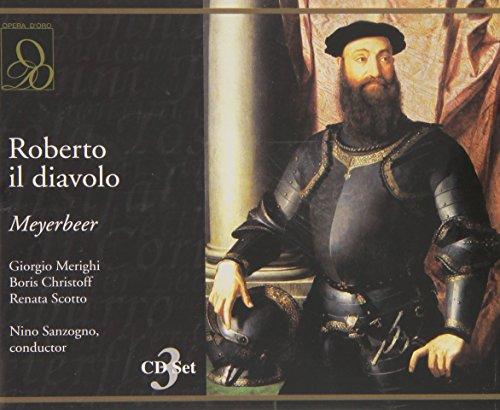 Roberto Il Diavolo by Opera D'Oro