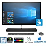 HP ENVY 27-b 27 QHD Touchscreen, Core i7-7700T, 2TB HD/256GB SSD All-in-One