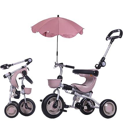 Amazon.com: YUMEIGE niños triciclos niños triciclo con ...