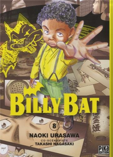 Billy Bat n° 8