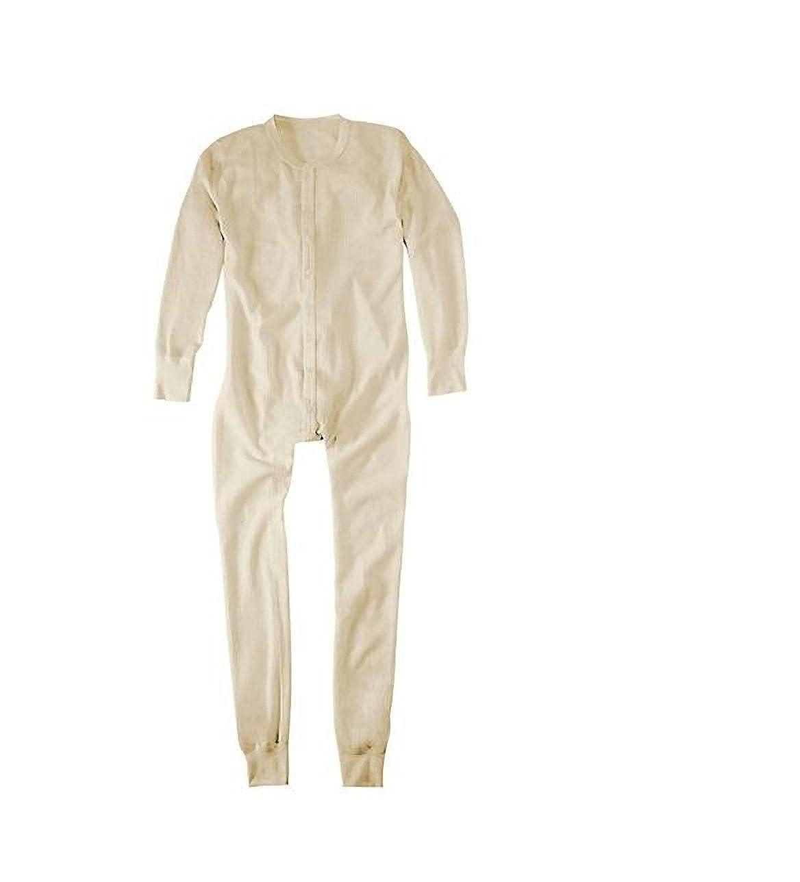 Hanes 22806 Mens Thermal Union Suit