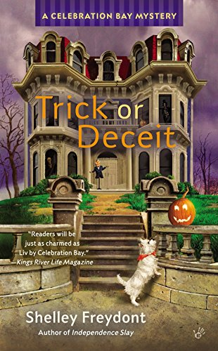 Trick or Deceit (A Celebration Bay Mystery) ()