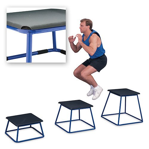 Champion Barbell Plyometric Platforms Starter Kit by Champion Barbell
