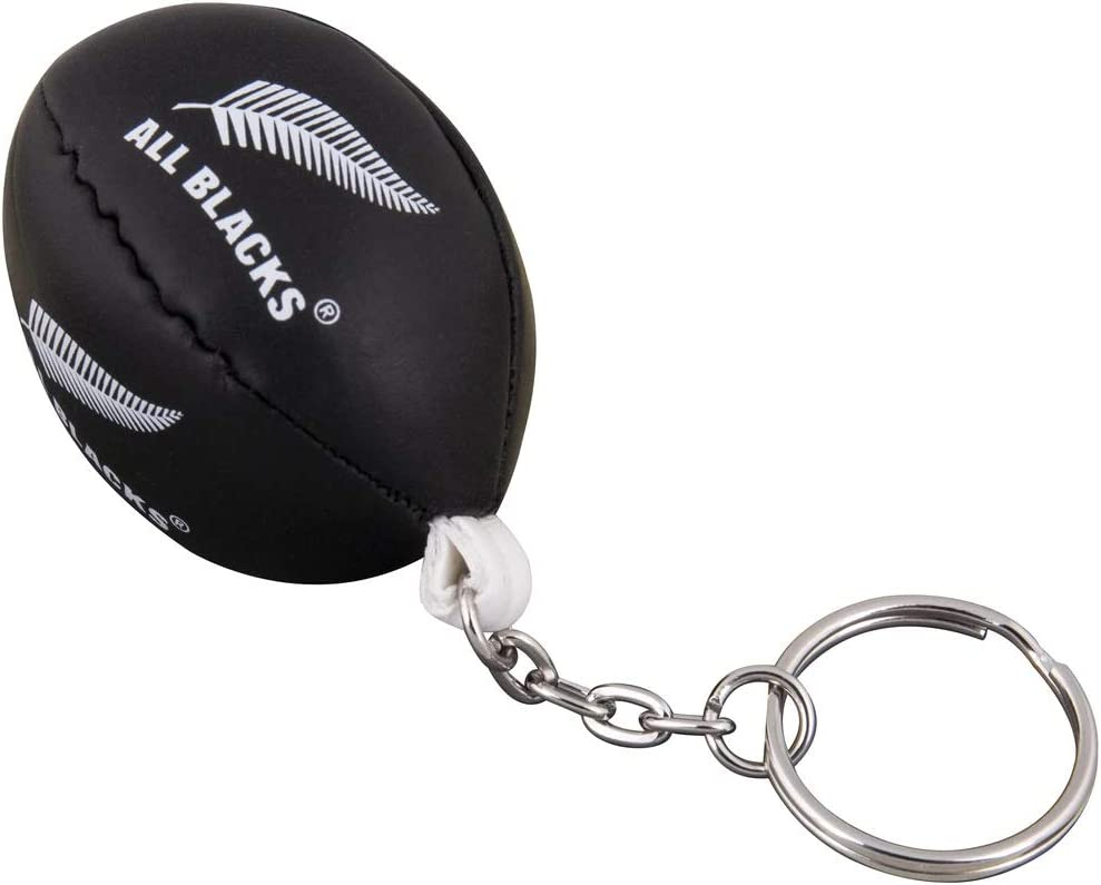 Gilbert New Zealand All Blacks Rugby Keyring