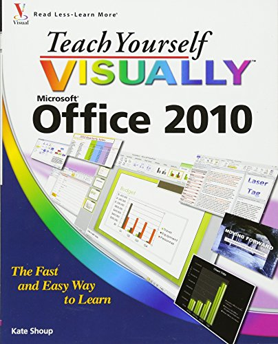 Office Depot Desktop Computers (Teach Yourself VISUALLY Office 2010)