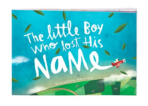 Aged Sake - The Little Boy Who Lost His Name - Personalized Birthday Book for Children | Wonderbly