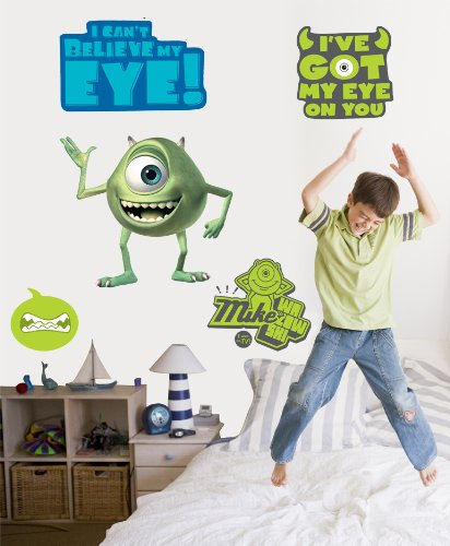 monsters inc sully wall decals - 7