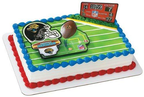 Jacksonville Jaguars Cake (Jacksonville Jaguars Cake)