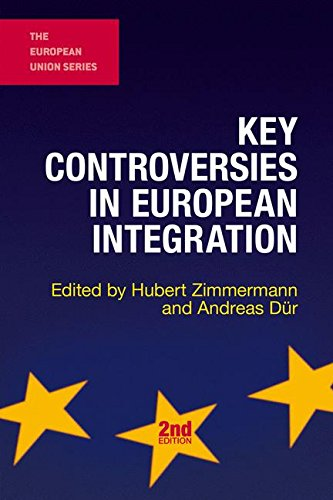 Key Controversies in European Integration (The European Union Series)
