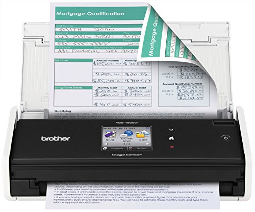 Brother Printer RADS1500W Refurbished Document