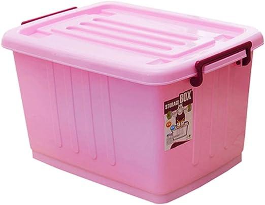 GAOLE Caja de Almacenamiento 250L plástico Extra Grande Colcha ...