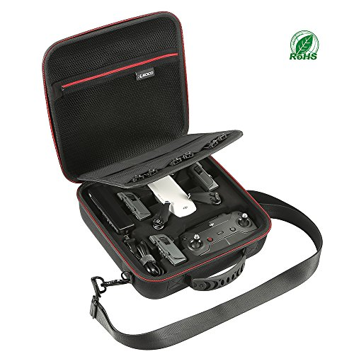 RLSOCO Carrying Case Compatible with DJI Spark Drone, Battery  4, Propellers, Remote Controller and Other Accessories