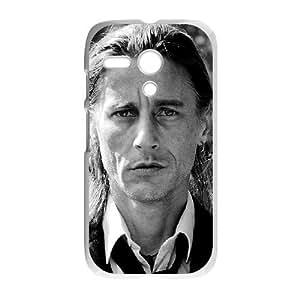 Motorola G Cell Phone Case Covers White Son of the Velvet Rat MUS9136715