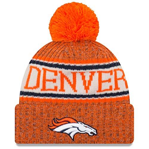 Gorro ERA NFL Tejido pompón Los A Broncos Angeles RAMS Azul con NEW Denver 5qYtWwE