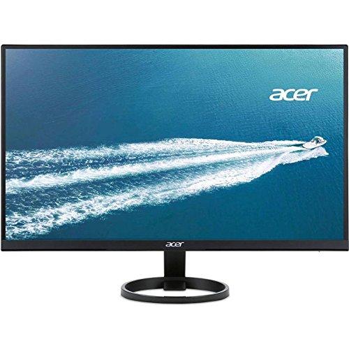Acer R271 bid 27in LCD IPS Monitor Display 16:9 Full HD 1920 x 1080 4 ms HDMI (Renewed)