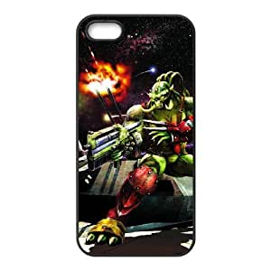 unreal tournament 2004 iPhone 4 4s Cell Phone Case Black yyfD-345232