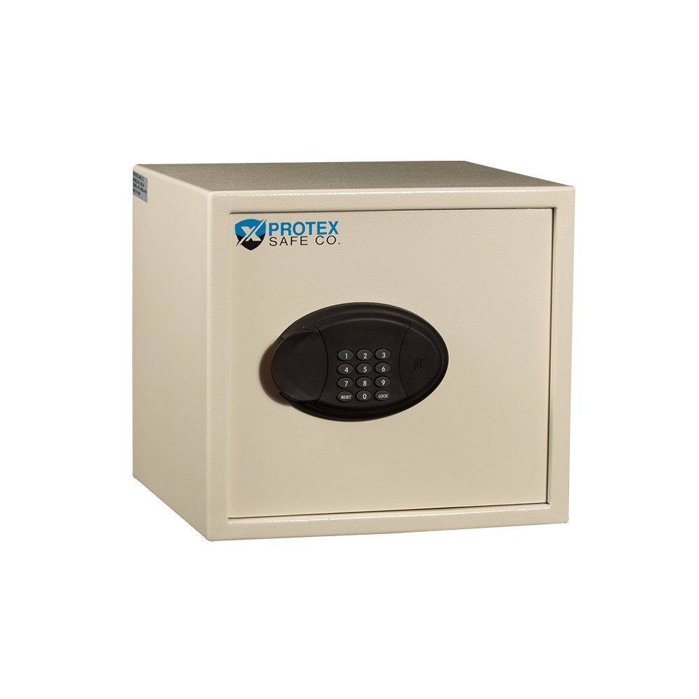 Protex BG-34 Hotel/Personal Electronic Safe, Beige by Protex
