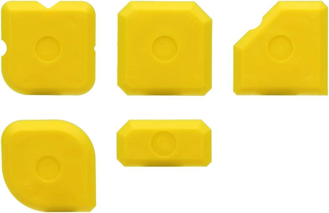 1 Stück Fugenglätter-Set R-O3 Kunststoff Abzieher gerade Radien ~ 5166304