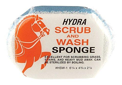 Hydra Tack Sponge - Hydra Sponge SPONGESCRUB&WASHOVALHSW1