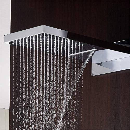 ボディスプレーと浴槽スパウト、シャワーの蛇口バルブおよびトリムキット付属隠さシャワーシステムとシャワーシステム