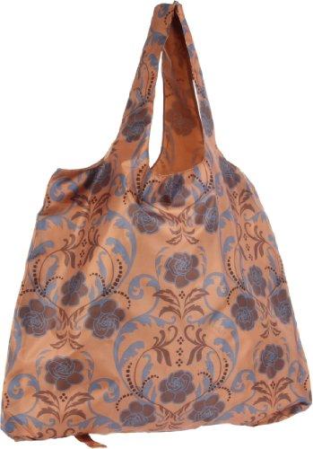 Envirosax Rosa RO.B3 Shoulder Bag,Light Brown,One Size, Bags Central