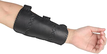 Shooting  Bandage  Leather Archery Arm Guard Forearm Guard  Arm Protection