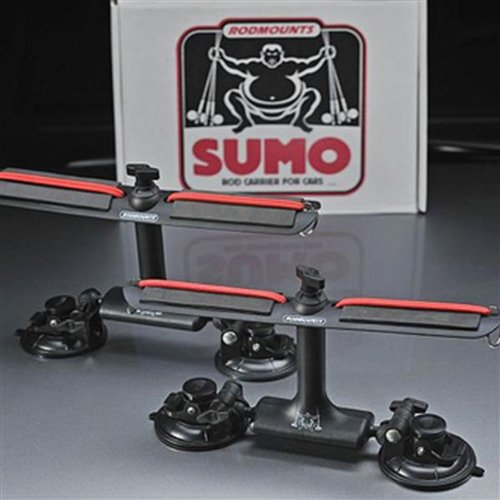 RodMounts Sumo Magnet Rod Carrier by RodMounts