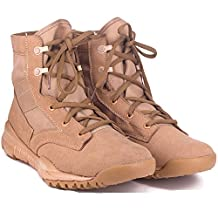 BE DREAMER Tactical Boots Mens Mlitary Boots High Top Hiking Outdoor Army Shoes