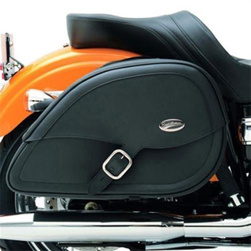 Saddlemen Fitted Drifter Teardrop Saddlebags For Harley-Davidson Dyna (3501-0463) ()