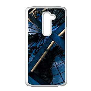 Artistic earth map fractal fashion phone case for LG G2