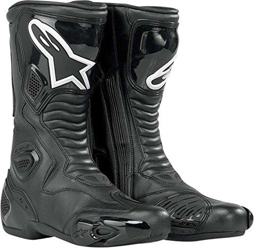 Alpinestars Smx 4 Boot (Alpinestars S-MX 5 Boots - 4 US / 37 Euro/Black)