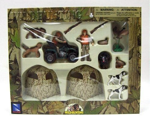 Wild Bird Hunting Playset - Duck and Turkey Hunting ()
